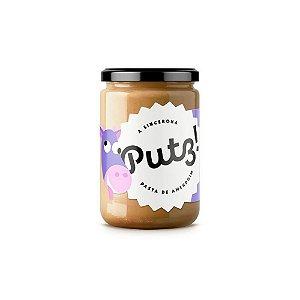 Putz Pasta De Amendoim Doce de Leite 600g