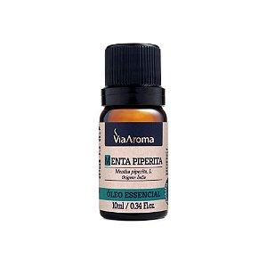 Óleo essencial Menta Piperita Via Aroma 10ml