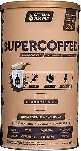 SuperCoffee Caffeine Army 380g  Economic Size