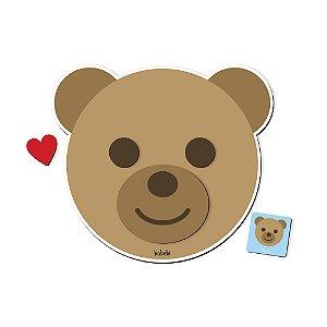 Quebra-cabeça Ursinho: Como me Sinto (3 anos+)
