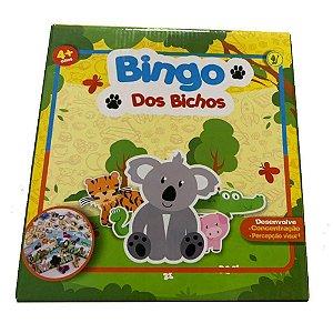 Bingo dos Bichos (4 anos+)