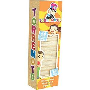 Jogo Tradicional Torremoto (7 anos+)