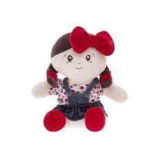 Boneca de Pelúcia Alice