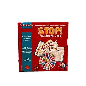 Tradicional Jogo Stop (6 anos+)