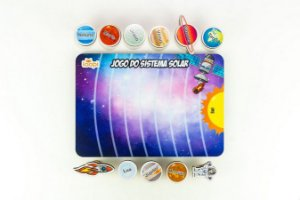 Jogo do Sistema Solar (6 anos+)