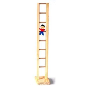Mané na Escada (3 anos+)