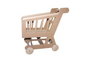 Carrinho Supermercado Infantil (3 anos+)