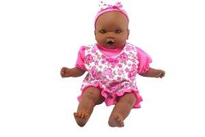 Boneca Bebê Judy Faz Xixi
