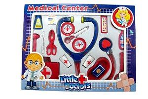 Kit Médico Pequenos Doutores