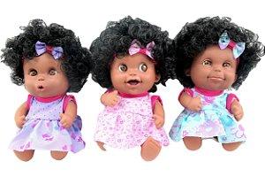 Bonecas Trigêmeas Super Fofas