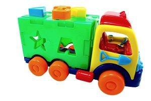 Caminhão Educativo Formas e Cores