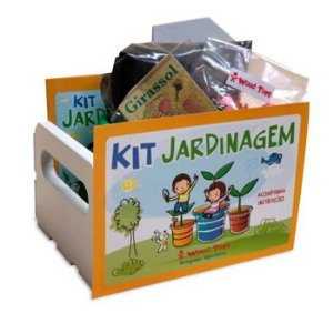 Mini Kit Jardinagem (3 anos+)