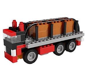 Rasti Amigo Caminhão de Carga - 91 peças