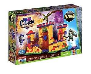 Rasti Castelo de Fogo  - 400 peças