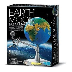 Kit Modelo Terra-Lua