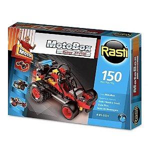 Rasti Moto Box Buggy 150 peças