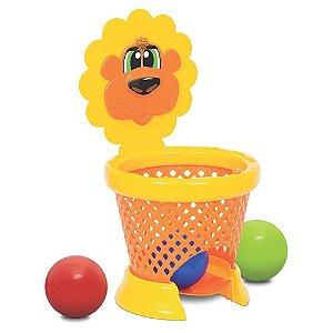 Basketball Baby Cesta Basquete Didático Com Alça