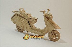 Moto Scooter - 97 Peças