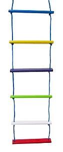 Escada de Corda Colorida (5 anos+)