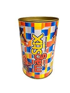 Brinquedo Magnético 56 colorido (5 anos+)