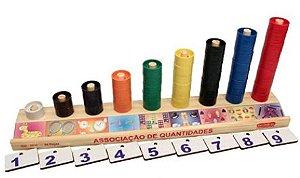 Associação de Quantidades (3 anos+)