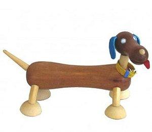 Cachorro Salsicha com Imã (3 anos +)