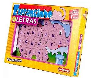 Elefantinho de letras (4 anos+)