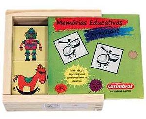 Jogo de memória - Brinquedos
