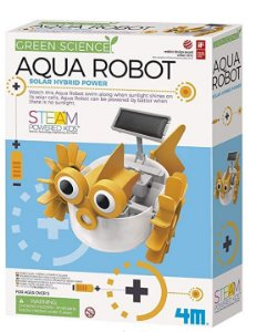 Robô Infantil Aqua Robot (5 anos+)