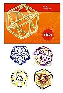 Geolig M - 230 peças