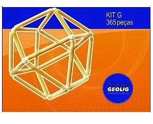 Geolig G - 365 peças (7 anos+)