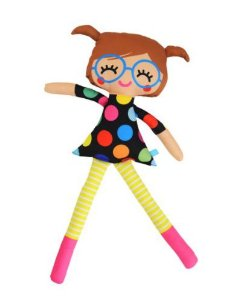Boneca articulada - Lolo (Todas as idades)