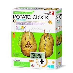 Relógio Batata (8 anos+)