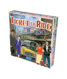 Ticket to Ride (8 anos+)