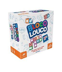 Boardgame Bloco Louco (8 anos+)