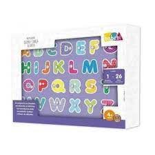 Meu primeiro quebra- cabeça alfabeto (4 anos+)