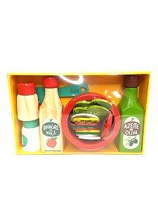 Kit Salada (3 anos+)