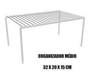 ORGANIZADORES DE ARMÁRIO MÉDIO 32 x 20 x 15