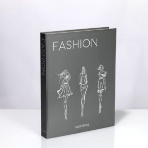 BOOK BOX METALIZ HOT FASHION