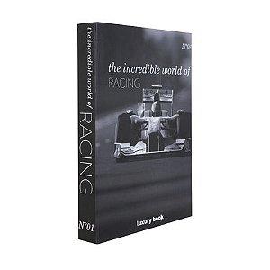 BOOK BOX INCREDIBLE WORD OF RACING