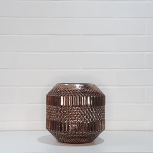 VASO DECOR VIDRO