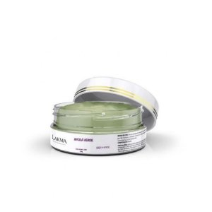 Máscara Facial de Argila Verde Lakma (150g)