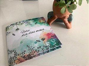 Cartão Feliz Dia das Mães