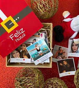 Caixinha de memórias - Feliz Natal