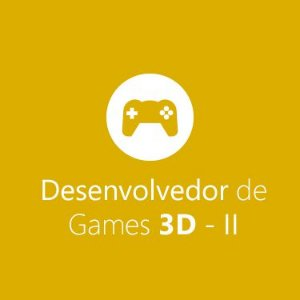 Curso de Desenvolvedor de Games 3D - Módulo II