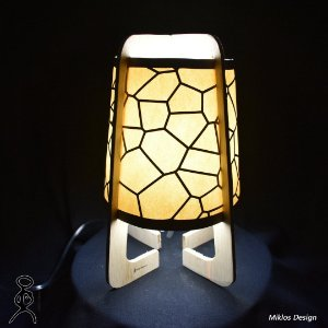 Luminária de mesa Naíma Voroni