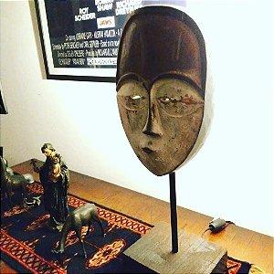 Luminária Máscara Afro