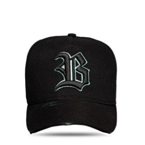 Boné Snapback Destroyer Black