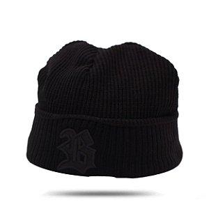 Touca Blck All Black