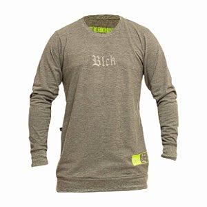 Blusa Blck Logo Green